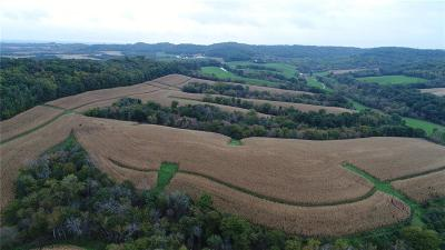 Jackson County, Clark County, Trempealeau County, Buffalo County, Monroe County, Chippewa County, Eau Claire County Residential Lots & Land For Sale: W21628 County Rd N