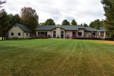 Danbury Single Family Home For Sale: 3449 Kilkare Ct