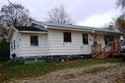 Jackson County Single Family Home For Sale: N2809 W Pine Hill Road