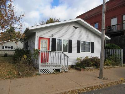 Single Family Home For Sale: 817 Main Street