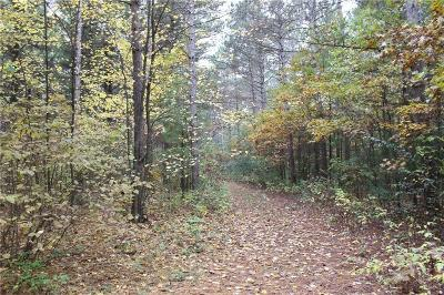 Jackson County, Clark County, Trempealeau County, Buffalo County, Monroe County, Chippewa County, Eau Claire County Residential Lots & Land For Sale: 36.4 Acres Hwy 10