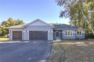 Eau Claire Single Family Home For Sale: 4521 Harless Road