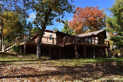 Danbury Single Family Home For Sale: 28780 Spotted Fawn Drive