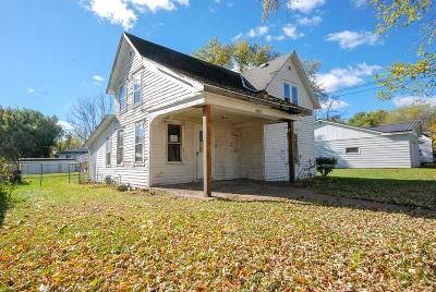 Osseo WI Single Family Home For Sale: $30,900