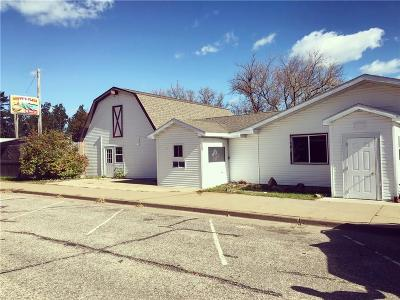Jackson County Commercial For Sale: 107 N Main Street