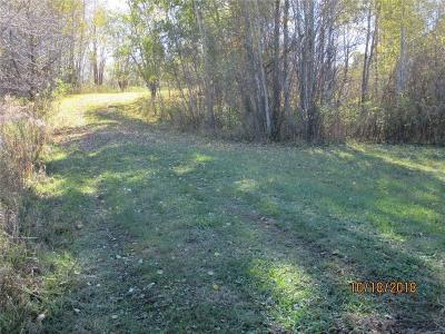 Jackson County, Clark County Residential Lots & Land For Sale: W11206 Hickory Road