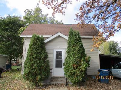 Rice Lake WI Single Family Home For Sale: $79,900