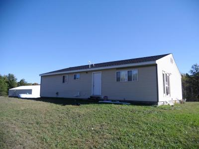 Webster Single Family Home For Sale: 25271 Hwy X