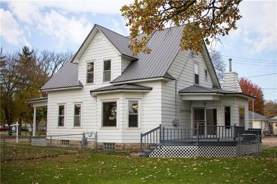 Osseo WI Single Family Home Active Offer: $130,000