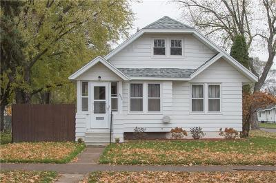 Chippewa Falls Single Family Home For Sale: 531 Wilson Street