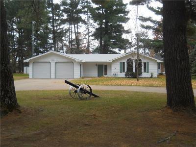 Barron County Single Family Home For Sale: 2639 7 1/2 Avenue