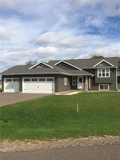 Chippewa Falls Single Family Home For Sale: 11315 45th Ave N Avenue