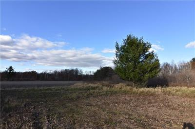 Jackson County, Clark County, Trempealeau County, Buffalo County, Monroe County, Chippewa County, Eau Claire County Residential Lots & Land For Sale: N445 Meyer Road