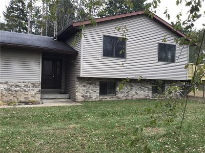 Chippewa Falls Single Family Home Active Offer: 13063 40th Avenue