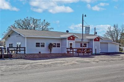 Jackson County Commercial For Sale: W14411 Old Hwy 10