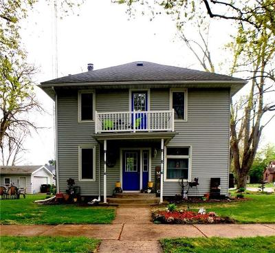Clark County Single Family Home For Sale: 200 E Main Street