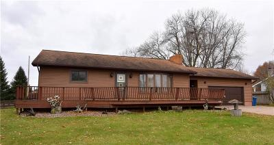 Rice Lake WI Single Family Home For Sale: $159,000