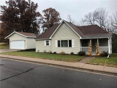 Grantsburg Single Family Home For Sale: 324 N Oak Street