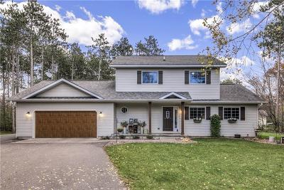 Chippewa Falls Single Family Home For Sale: 5817 190th Street
