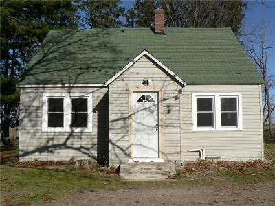Cumberland Single Family Home For Sale: 125 State Hwy 48