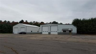 Jackson County Commercial For Sale: N6657 County Hwy A