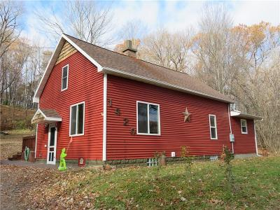 Eau Claire Single Family Home For Sale: 1420 McKinley Road