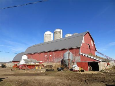 Jackson County, Clark County Farm For Sale: N15924 Gorman Avenue