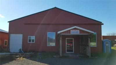 Jackson County Commercial For Sale: W16401 County Road C