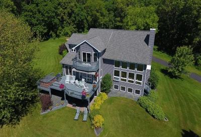 Eau Claire Single Family Home For Sale: 3437 Remington Road