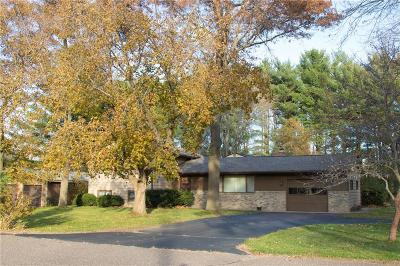 Chippewa Falls Single Family Home For Sale: 5611 169th Street