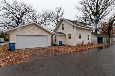 Rice Lake WI Single Family Home For Sale: $139,900