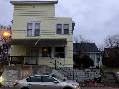 Eau Claire Multi Family Home For Sale: 513 Chauncey Street #513