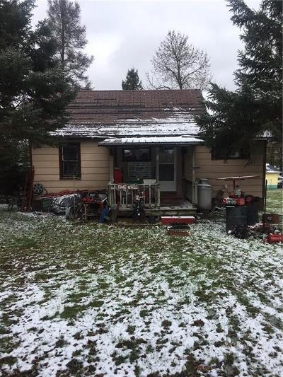 Birchwood WI Single Family Home For Sale: $22,500