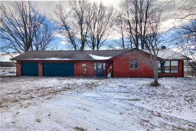 Chippewa Falls Single Family Home Active Offer: 19127 30th Avenue