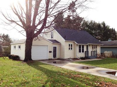 Black River Falls Single Family Home Active Under Contract: 1020 Monroe Street
