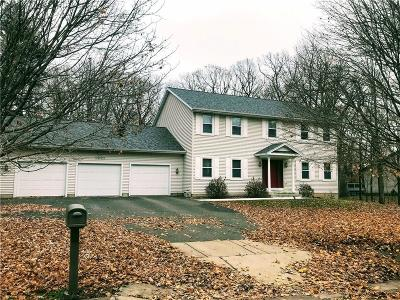 Eau Claire Single Family Home Active Bump: 1221 Red Maple Ridge