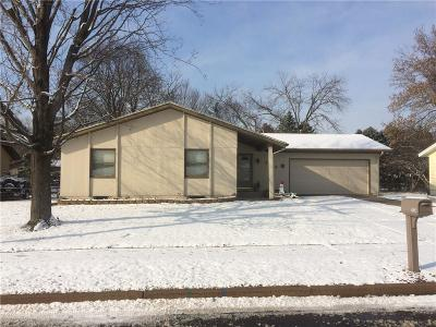 Eau Claire Single Family Home For Sale: 3554 Rudolph Road