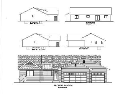 Chippewa Falls Single Family Home For Sale: Lot 1 64th Avenue