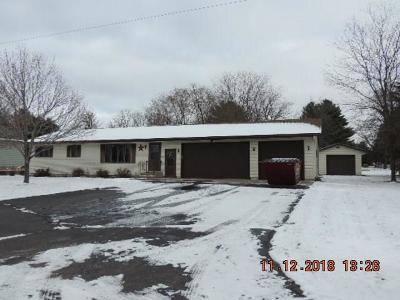 Chippewa Falls Single Family Home For Sale: 5577 166th Street