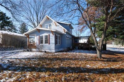 Eau Claire Single Family Home For Sale: 2118 Starr Avenue