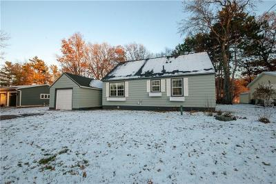 Chippewa Falls Single Family Home For Sale: 2583 113th Street