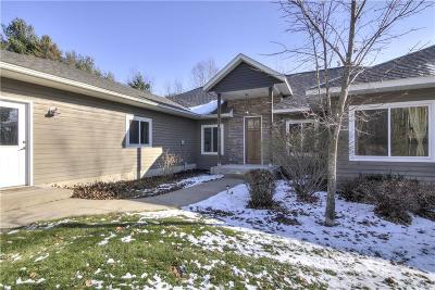 Chippewa Falls Single Family Home For Sale: 4675 190th Street