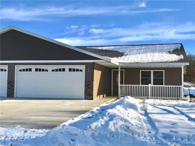 Menomonie Single Family Home For Sale: 110 Amber View Street