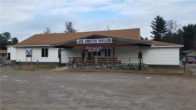 Jackson County Commercial For Sale: N9501 Thunderbird Lane