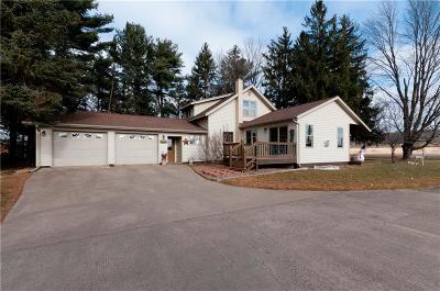 Barron County Single Family Home For Sale: 1332 24 1/2 Street