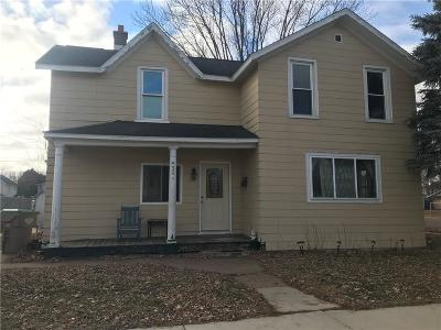 Chippewa Falls Single Family Home Active Offer: 304 S Rural Street