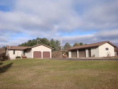 Rice Lake WI Single Family Home Active Bump: $224,500