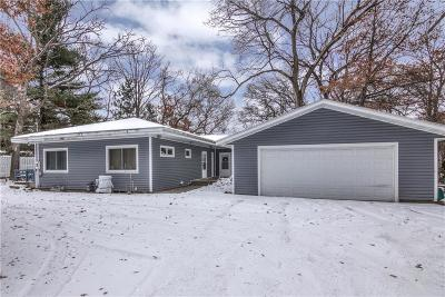 Chippewa Falls Single Family Home For Sale: 18187 County Highway X