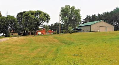 Osseo Single Family Home Active Under Contract: N48882/N48862 Us Hwy 53