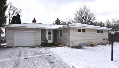 Rice Lake Single Family Home Active Offer: 123 Hilltop Drive